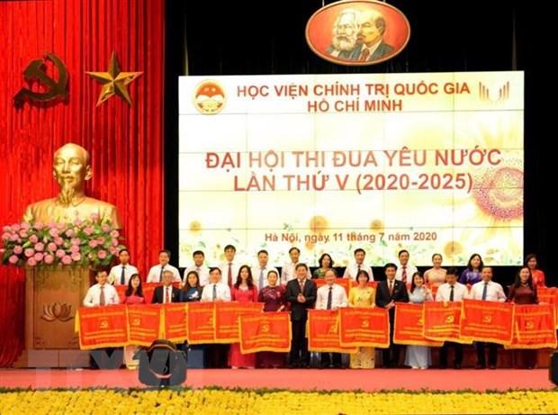Phat trien Hoc vien Chinh tri quoc gia Ho Chi Minh ngang tam nhiem vu hinh anh 4