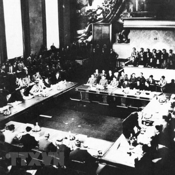 Hiep dinh Geneva 1954 - Thang loi va bai hoc lich su hinh anh 1