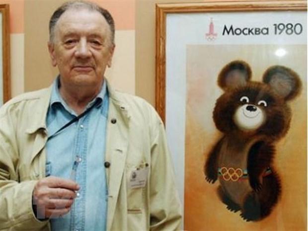 Vinh biet Viktor Chizhikov - ''cha de'' cua chu gau Misha noi tieng hinh anh 1