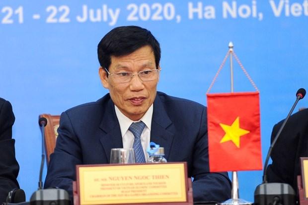 Khang dinh trach nhiem cua Viet Nam voi the thao ASEAN hinh anh 1