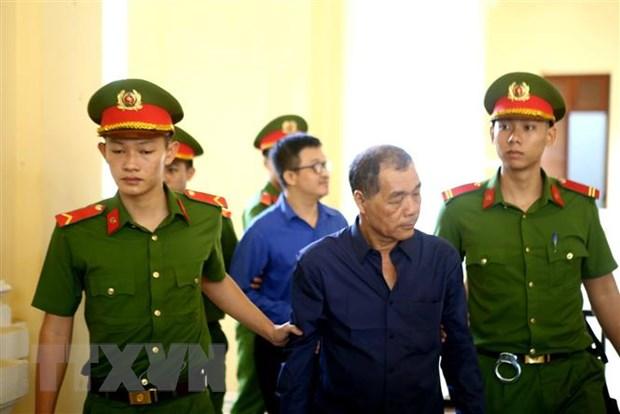 Cuu Pho Chu tich HDQT Ngan hang Phuong Nam tiep tuc hau toa hinh anh 1