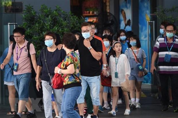 Da suy thoai cua kinh te Hong Kong cham lai trong quy 2 hinh anh 1