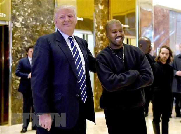 Rapper Kanye West ghi danh ung cu vien tong thong My tai bang Ohio hinh anh 1