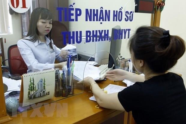 TP.HCM: Tam dung dong Bao hiem xa hoi cho 318 doanh nghiep hinh anh 1