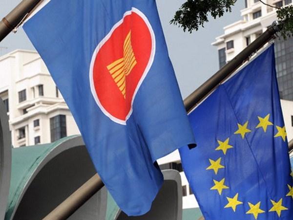 EU cong bo ba chuong trinh hop tac moi voi ASEAN hinh anh 1