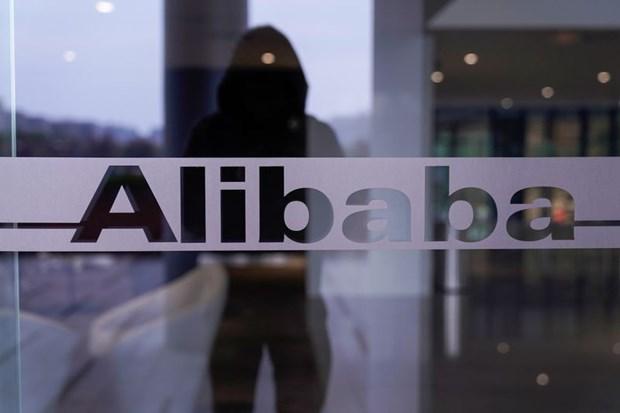 Tong thong Trump doa cam tap doan Alibaba hoat dong tai My hinh anh 1