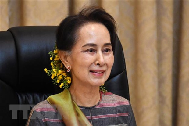 Myanmar: UPDJC dat thoa thuan 9 diem ve Hoi nghi Hoa binh Lien bang hinh anh 1