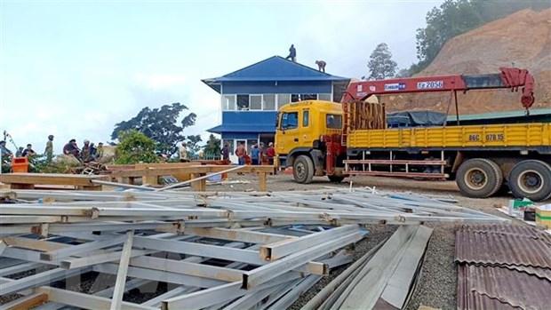 Binh Thuan: Thao do tram dung chan Panorama tren deo Dai Ninh hinh anh 1