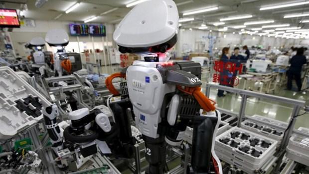 Nhat Ban ung dung robot vao quy trinh kiem tra chat luong san pham hinh anh 1