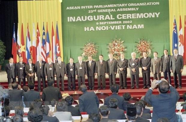 Quoc hoi Viet Nam chu dong dong gop vao su lon manh cua AIPA hinh anh 1