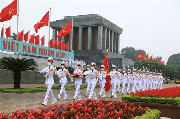 Dien va Thu mung ky niem 75 nam Quoc khanh Viet Nam hinh anh 1