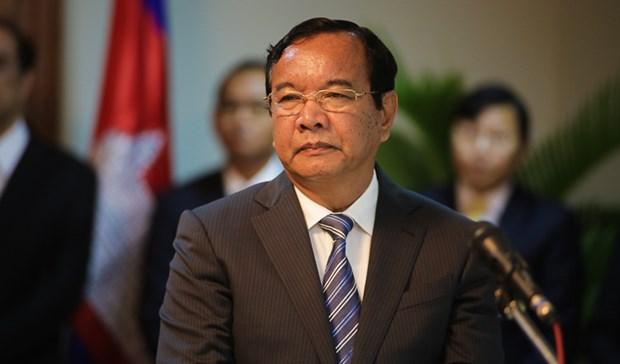 AMM 53: Campuchia tai khang dinh lap truong ve van de Bien Dong hinh anh 1