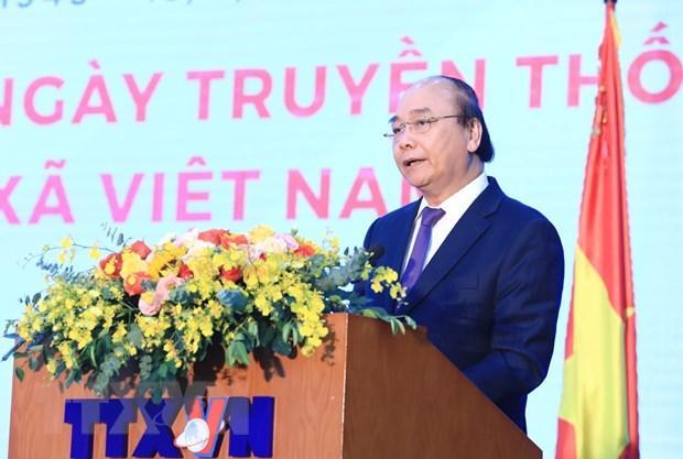 Thu tuong: TTXVN can giu vung vi the trung tam thong tin tin cay hinh anh 2