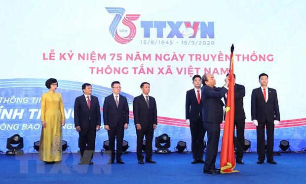 Thu tuong: TTXVN can giu vung vi the trung tam thong tin tin cay hinh anh 3