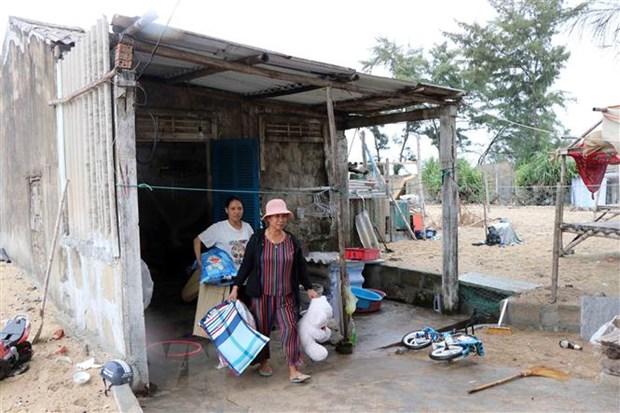 Thua Thien-Hue khan truong di doi hon 106.600 dan khoi vung nguy hiem hinh anh 1