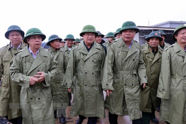 Thua Thien-Hue khan truong di doi hon 106.600 dan khoi vung nguy hiem hinh anh 4