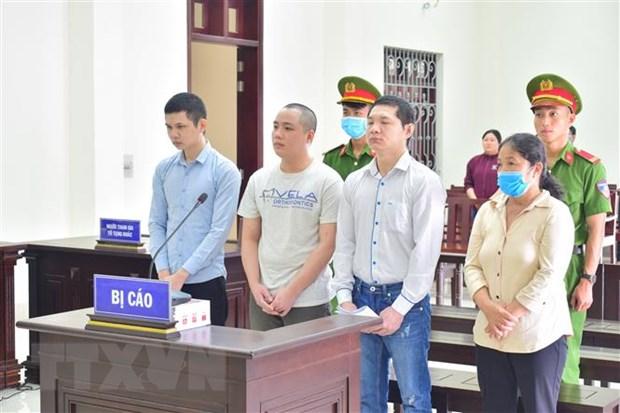 Tay Ninh: Lam gia thuoc tan duoc, cac bi cao lanh an tu 3-15 nam tu hinh anh 1