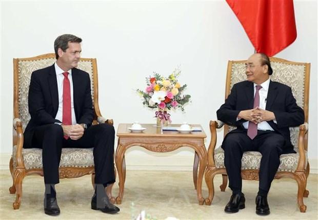 Thu tuong: Viet Nam luon coi ADB la doi tac phat trien quan trong hinh anh 1