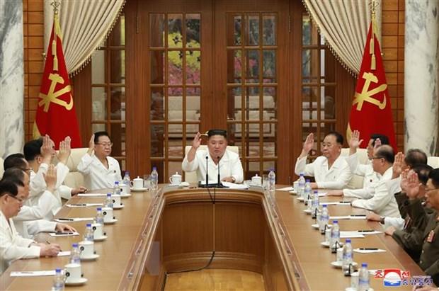 Trieu Tien: Thanh tuu lon nhat la xay dung kha nang phong thu dat nuoc hinh anh 1