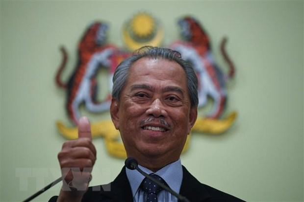 Thu tuong Malaysia tu cach ly sau khi tiep xuc quan chuc mac COVID-19 hinh anh 1