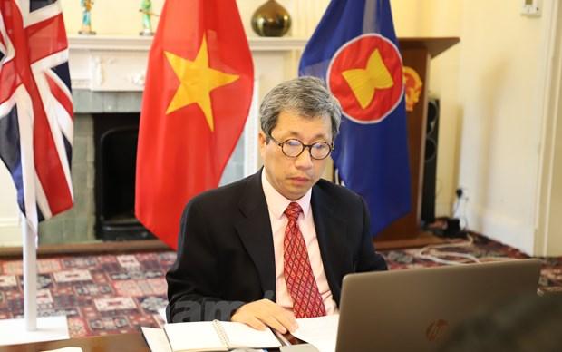 Dien dan doi thoai ve chinh sach giua Viet Nam va Vuong quoc Anh hinh anh 2