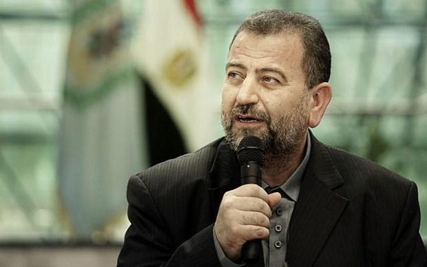 Phong trao Hamas tu choi dam phan ve 'thoa thuan the ky' cua My hinh anh 1