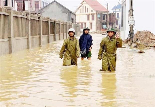 Quang Binh: Lu chong lu, hon 34.000 nha dan ngap lut hinh anh 2