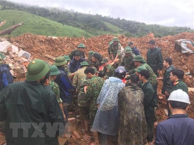 Vu sat lo nghiem trong o Quang Tri: Da tiep can duoc hien truong hinh anh 1