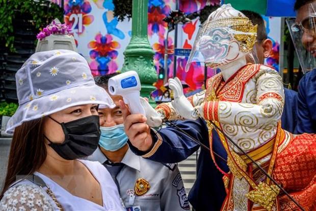 Thai Lan don du khach quoc te sau 7 thang dong cua bien gioi hinh anh 1