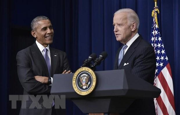 Ong Obama khuyen cao than trong voi cac ket qua tham do du luan hinh anh 1