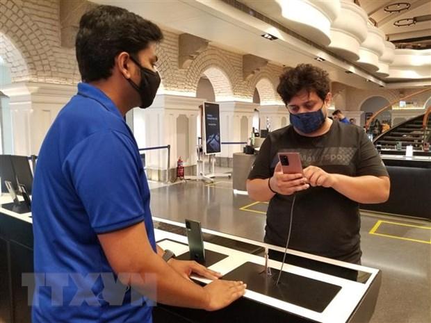 Samsung gianh lai 'ngoi vuong tren thi truong smartphone An Do hinh anh 1