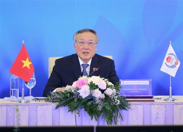 Khai mac Hoi nghi Hoi dong Chanh an cac nuoc ASEAN lan thu 8 hinh anh 2