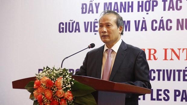 Viet Nam va cac nuoc noi tieng Phap o chau Phi mo rong hop tac hinh anh 1