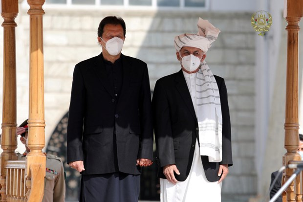 Thu tuong Pakistan tham Afghanistan thao luan quan he song phuong hinh anh 1