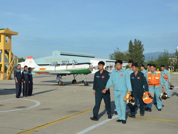 Ngay Nha giao Viet Nam 20/11: Chuyen o giang duong tren khong hinh anh 2