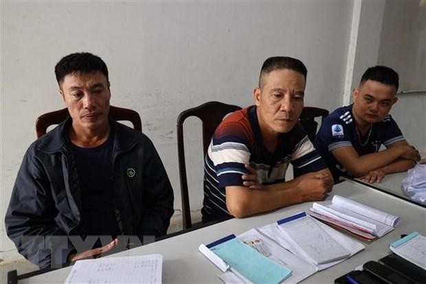 Tay Ninh: Bat giu nhom doi tuong cho vay nang lai len den 720% hinh anh 1
