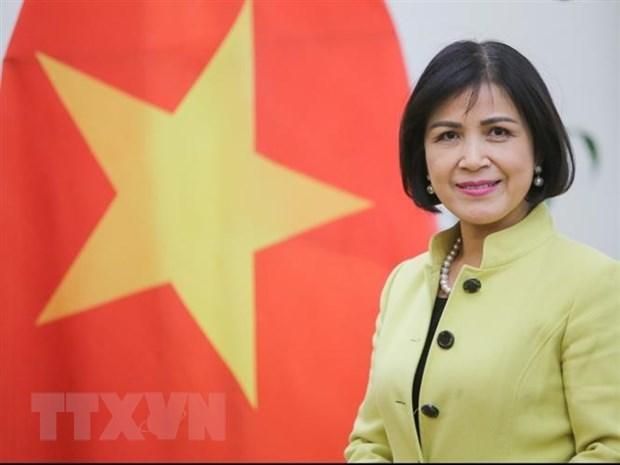 Viet Nam tham du Khoa hop Uy ban Dieu phoi WIPO lan thu 79 hinh anh 1