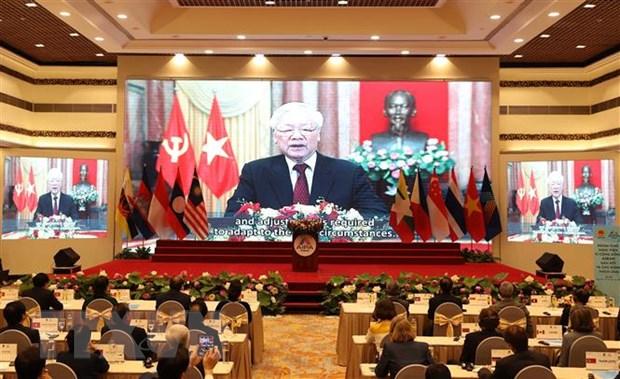 Nam Chu tich ASEAN 2020: Bao dam an ninh, an toan va trong thi hinh anh 3