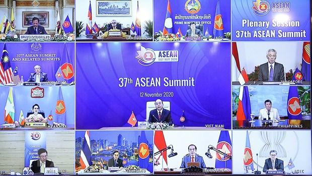 Nam Chu tich ASEAN 2020: Bao dam an ninh, an toan va trong thi hinh anh 1