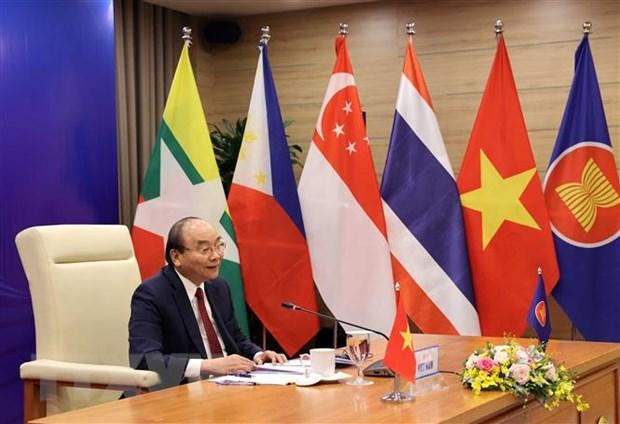 Nam Chu tich ASEAN 2020: Bao dam an ninh, an toan va trong thi hinh anh 2