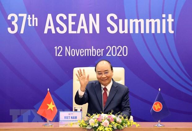 Nam Chu tich ASEAN 2020: Tam voc, ban linh va tri tue Viet Nam hinh anh 1