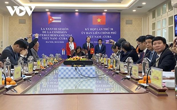 Nang kim ngach thuong mai Viet Nam-Cuba len 500 trieu USD vao nam 2025 hinh anh 1