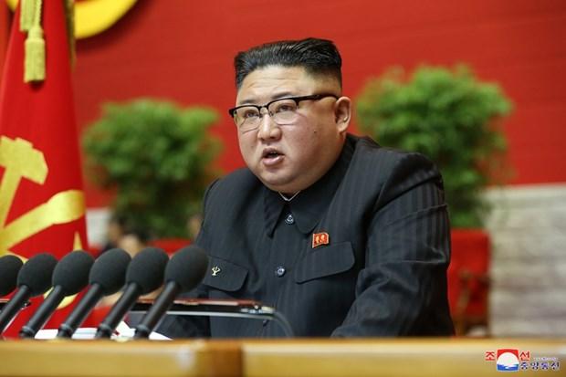 Ong Kim Jong-un cong bo duong loi doi ngoai moi do