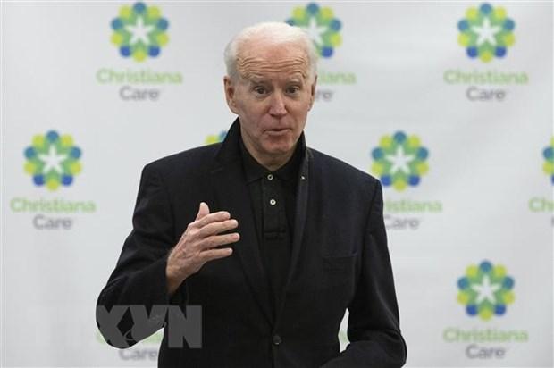 Ong Joe Biden sap cong bo ke hoach cuu tro kinh te moi hinh anh 1