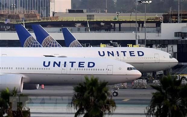 Hang hang khong United Airlines thua lo 7,1 ty USD trong nam 2020 hinh anh 1