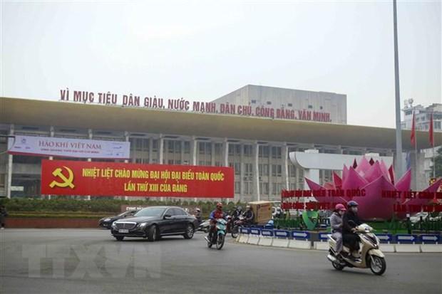 Dai hoi XIII cua Dang: San sang cho Ngay hoi lon cua dat nuoc hinh anh 3