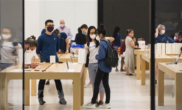 Apple tiep tuc thong linh thi truong may tinh bang trong nam 2020 hinh anh 1