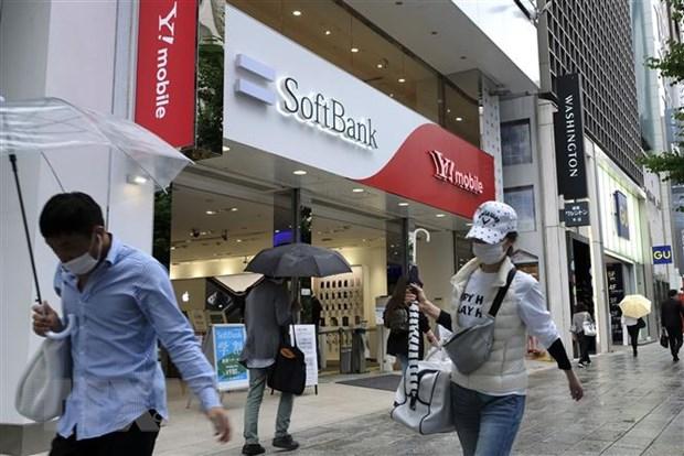 Loi nhuan rong cuoi nam 2020 cua SoftBank tang vot len 11,1 ty USD hinh anh 1