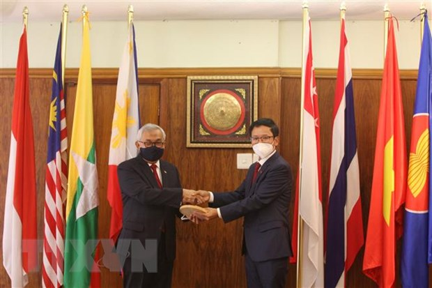 The prestigious ASEAN Committee in Pretoria is Vietnam's top 1