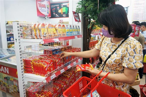 Chuyen dong thi truong ban le: Tang truong kenh phan phoi hien dai hinh anh 1